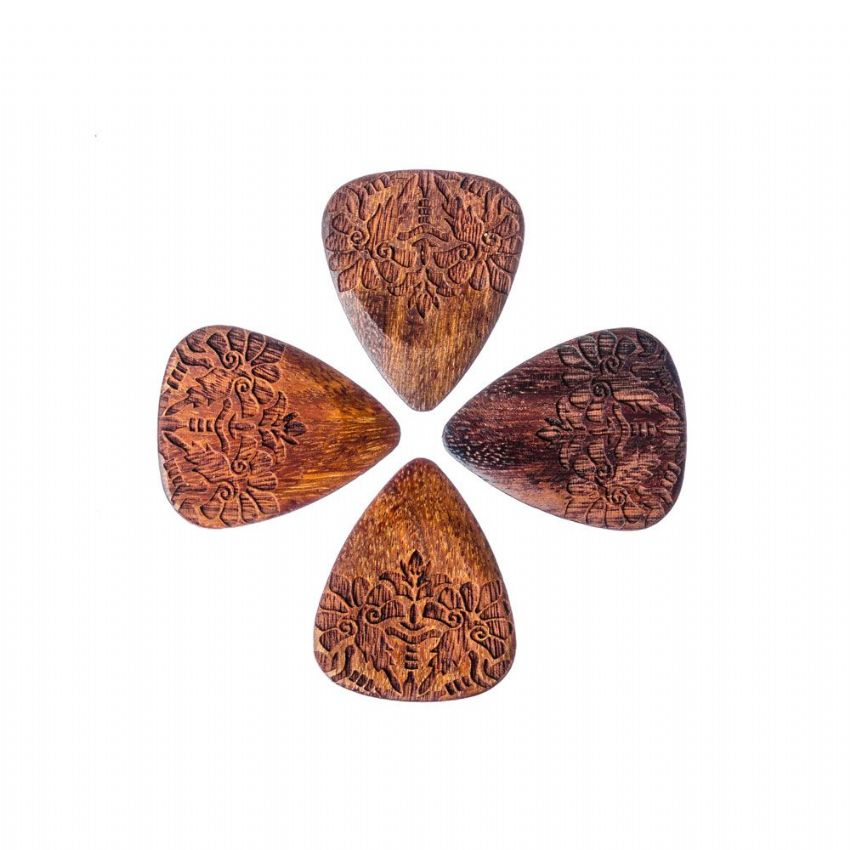 Mandala Tones - Marigold - 4 Picks | Timber Tones